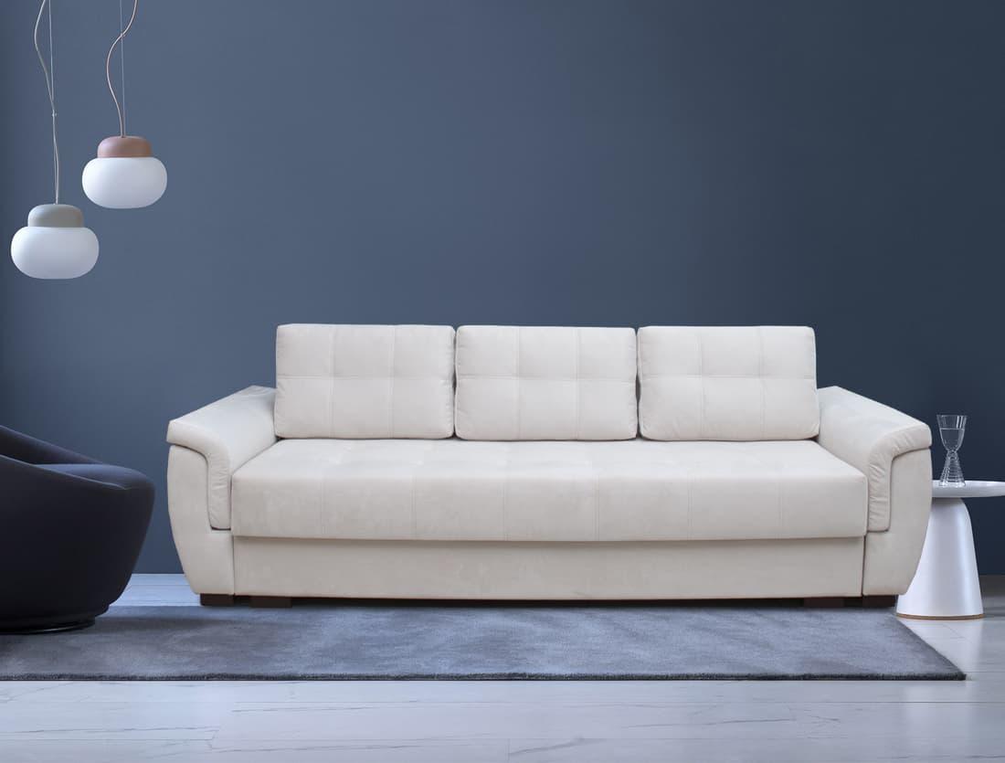 Раздвижной диван Gold-32 A31 White